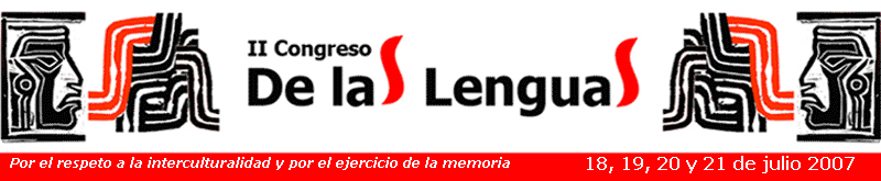 II Congreso de las lenguas