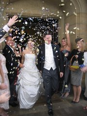 Our Wedding Day - Saturday 17th March 2007