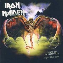Live At Donington (22/8/1992)