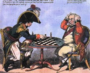 El ajedrez de la guerra