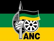 ANC:s flagga