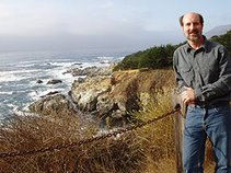 Rick south of Monterey, California