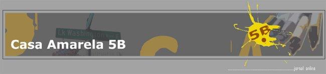 Casa Amarela 5B - jornal online