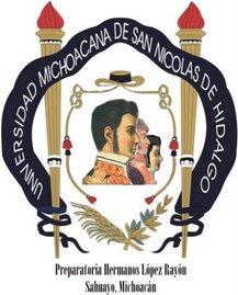Escudo Oficial de la Prepa