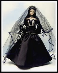 Muñeca Gothic