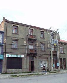 Minería de Punta Arenas