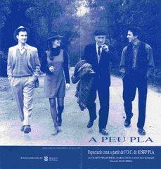 EL MEU SOMNI IMPOSSIBLE: Una passejada d'estiu a mitja tarda amb Josep Pla.