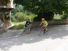 1/2 Ironman-Los Corrales del Buelna. (30-6-06)