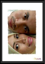 KHAIRIL & NAZIHAH