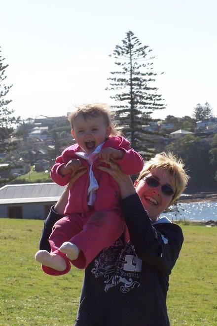 Lisa & Caitlin
