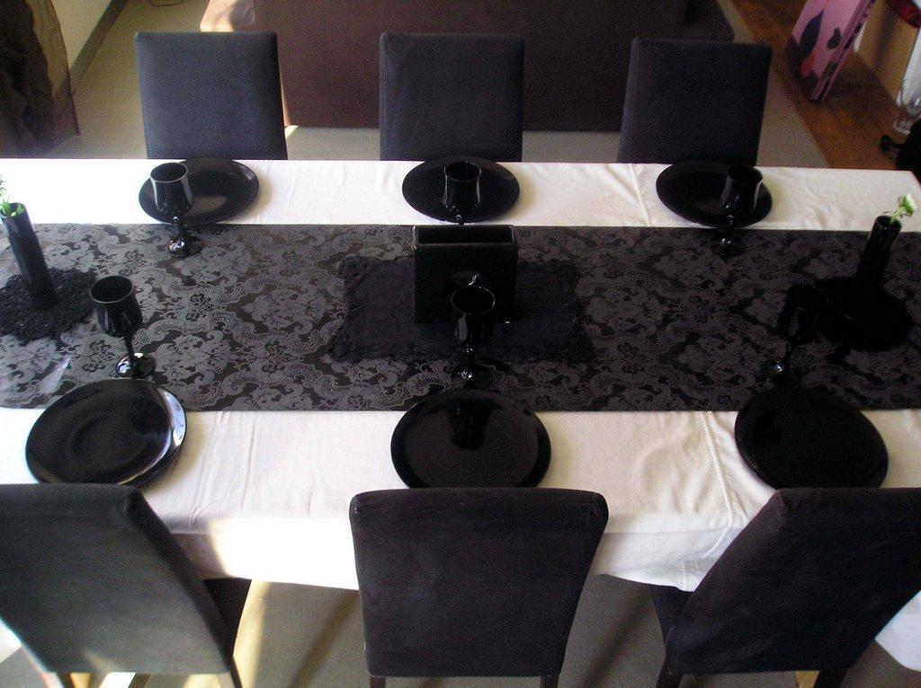 Customiser style baroque chez lilypouce - Chemin de table design ...