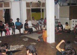 Assembléia de Moradores da Ocupação