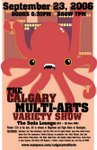 Calgary MultiArts Variety Show #1