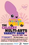 Calgary MultiArts Variety Show #2