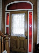 Red Glass -Hartzell House
