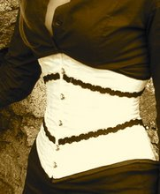 Corset details