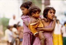 Street children!