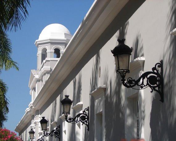 Edificio de la Oficina de Turismo