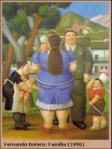 Familia. Botero