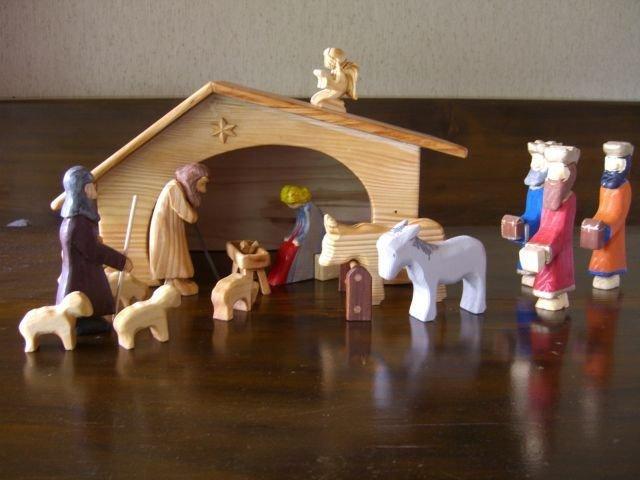 crèche de la Nativité
