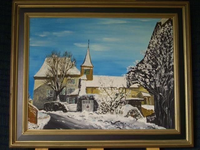 Eglise de Morrens
