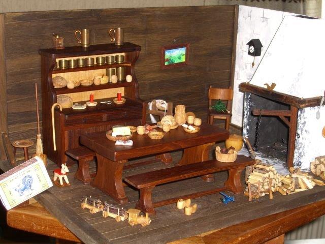 Bois interieur chalet images - Chalet en bois interieur ...