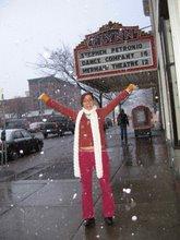 Eva + Snow + Flynn = :)