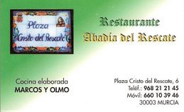Restaurante A. del Rescate