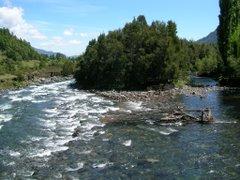 Rio Llancahue