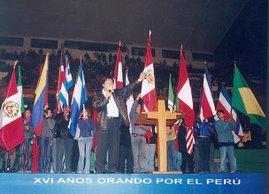 orando por el PERU