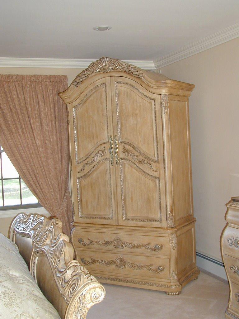 Estate Sale Master Bedroom