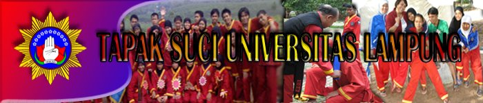 Tapak Suci Universitas Lampung