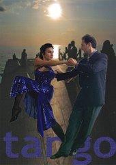 Tango al atardecer