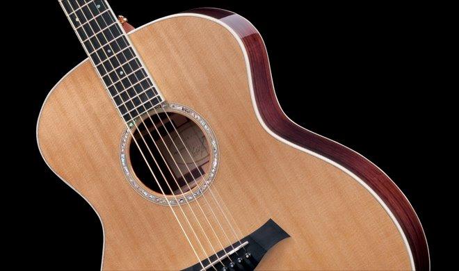 My Taylor GA7 Guitar