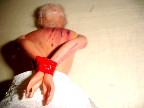 da condição humana: a flagelação # 2