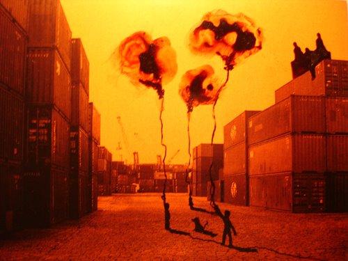 da série: abrigar - 2005