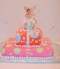 "V.J""s 3rd B-day cake"