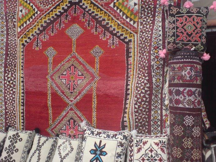 tapis de chaouia