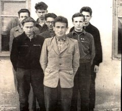 My schoolmates, 1966