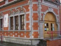 La bibliothèque publique Louis Scutenaire