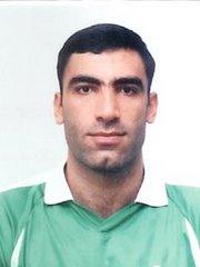 محمد ترکاشوند - بازیکن تیم ملی والیبال