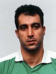 امیرحسین منظمی- کاپیتان تیم ملی والیبال