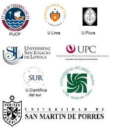 Nuestras más importantes Universidades