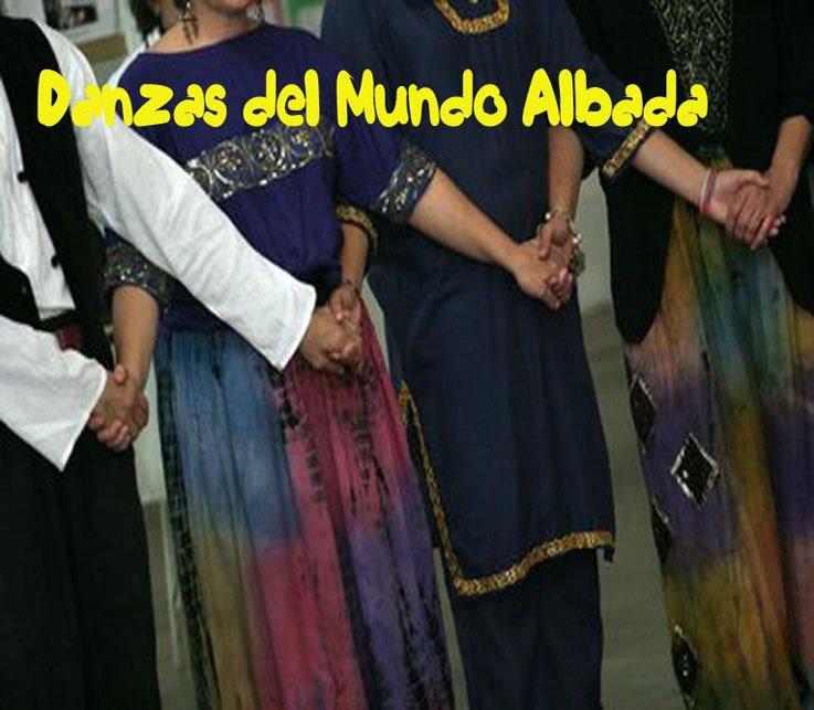 Danzas del Mundo Albada