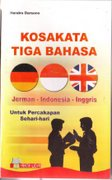 This book is suitable for beginners who are learning German and English