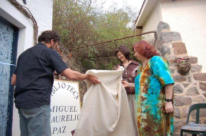 BIBLIOTECA MIGUEL AURELIO PAZ