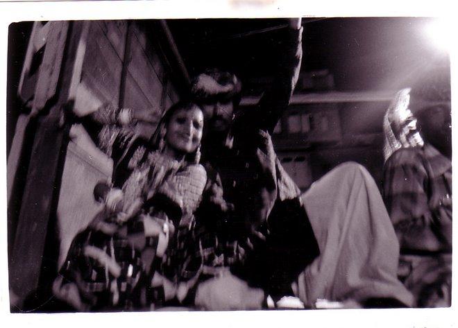 Rajastani dancers