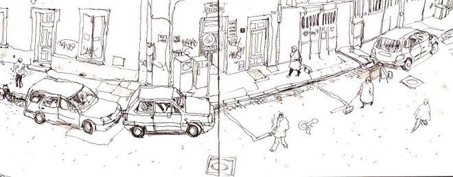 Rue David
