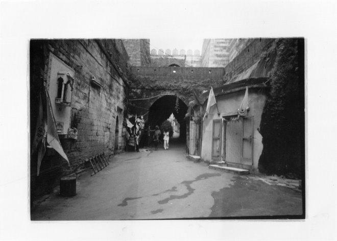 le fort de Junagadh