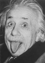 ALBERT EINSTEIN - PHYSICIST - PHILOSPHER - AUTHOR - (1879-1955)